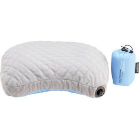 Cocoon Air Core Hood/Camp Pillow Ultralight Light-Blue/Grey